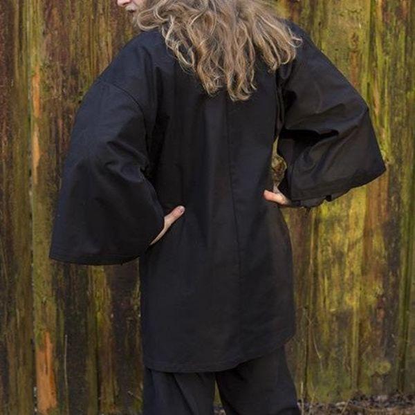 Epic Armoury czarne kimono