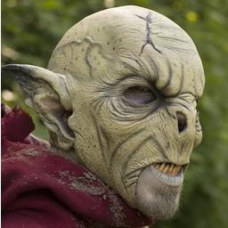 Wild Orc mask ochre
