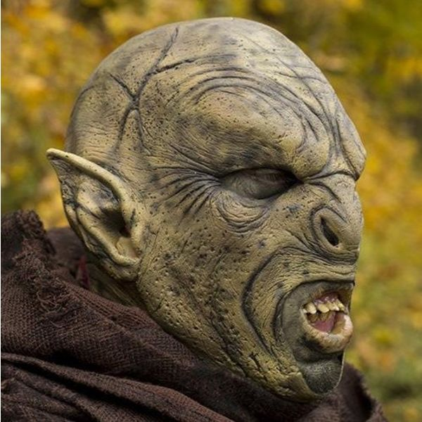 Epic Armoury masque Orc