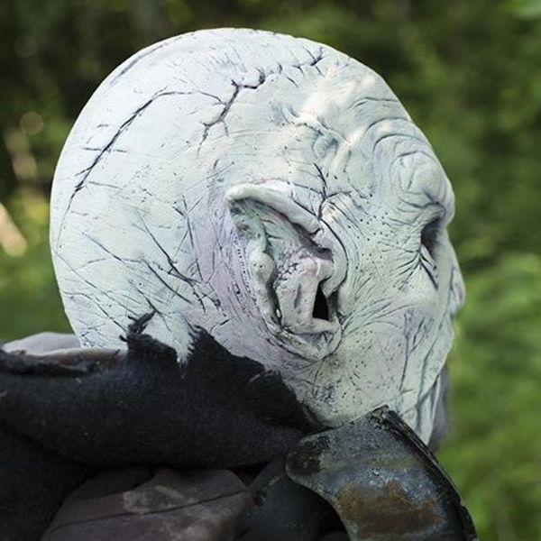 Epic Armoury Mask vit Orc