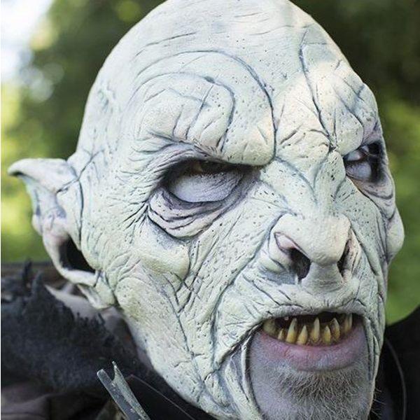 Epic Armoury Maschera bianca Orc