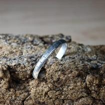 Stylizowany Celtic bransoletka, srebro