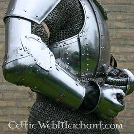Marshal Historical Churburg arm sele, stål