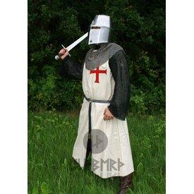 Ulfberth Historisk tempelriddare surcoat