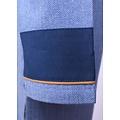 Motivo a spina di pesce di Thorsberg, blu