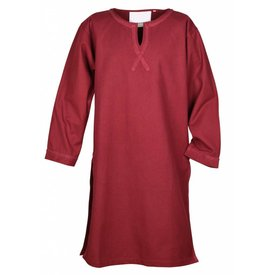 Tunic Harald, wine red