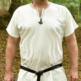 Undertunic Yngvi short sleeves, natural