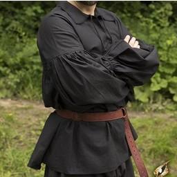 Pirate shirt Jack, svart