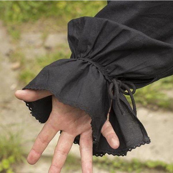 Epic Armoury Koszula piracka Jack, czarna