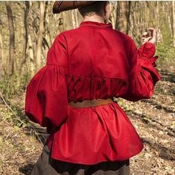 Piraten-Shirt Jack, rot