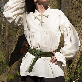 Epic Armoury Camicia pirata Jack, naturale