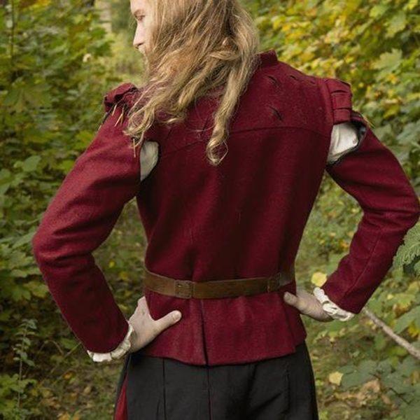 Epic Armoury Doublet Columbus, rouge