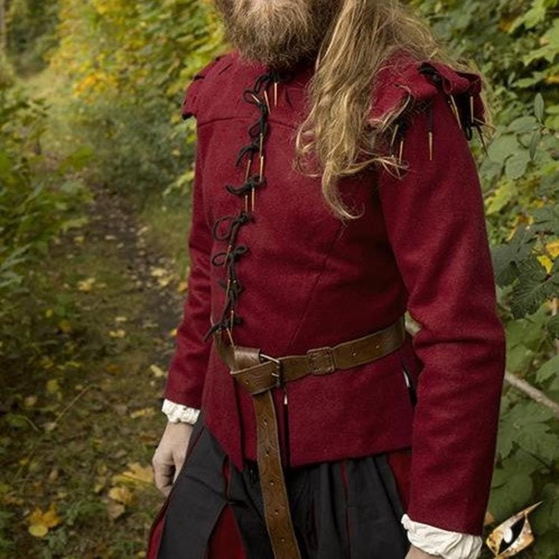 Epic Armoury Dubb Columbus, röd