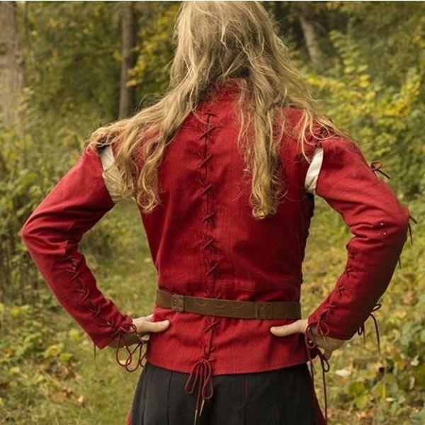Epic Armoury Pourpoint Galileo, rood