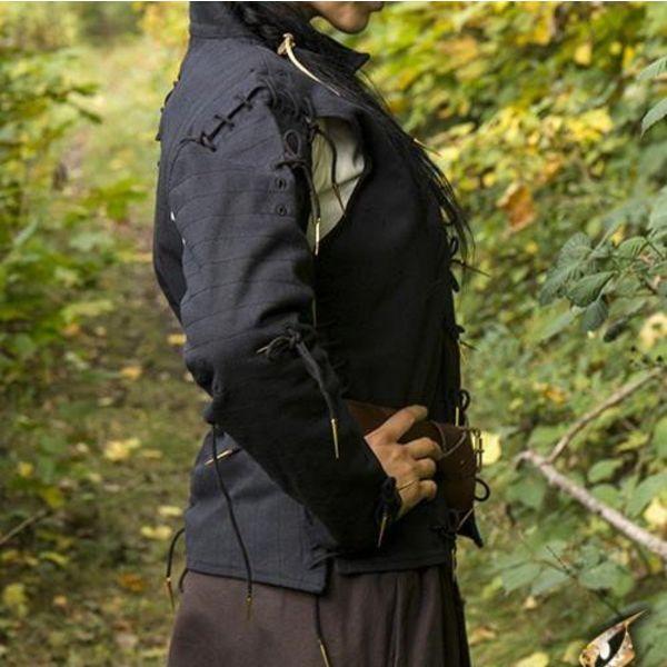 Epic Armoury Pourpoint Galileo, schwarz