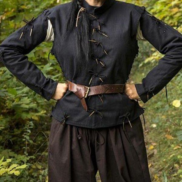 Epic Armoury Pourpoint Galileo, black