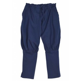 Viking trousers Floki, blue