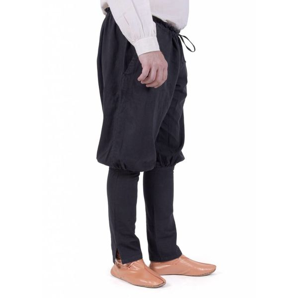 Viking bukser Floki, sort