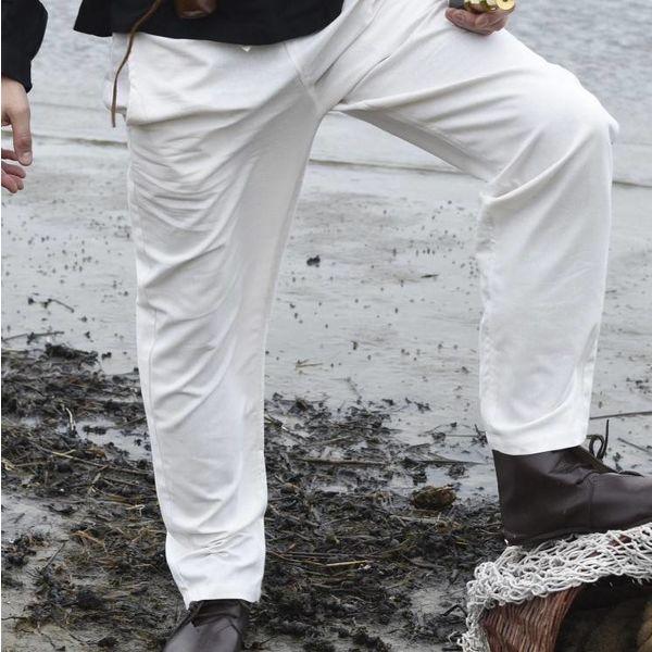Pantalon Francesco, naturel
