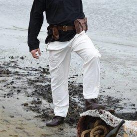 Pantaloni Francesco, naturali