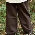 Pantalon Roger, marron