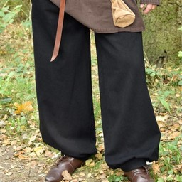 Roger spodnie, czarny