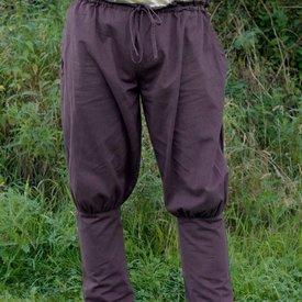 Pantaloni vichinghi Floki, marrone