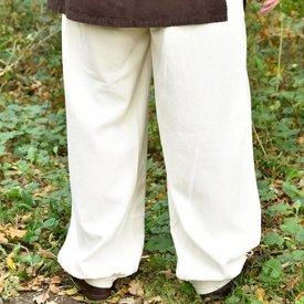 Pantaloni Roger, naturali