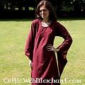 Leonardo Carbone Vestido Fand rojo