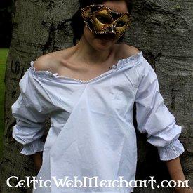 Blusa Fleur branco