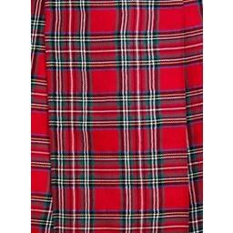 Kilt scozzese, rosso-verde