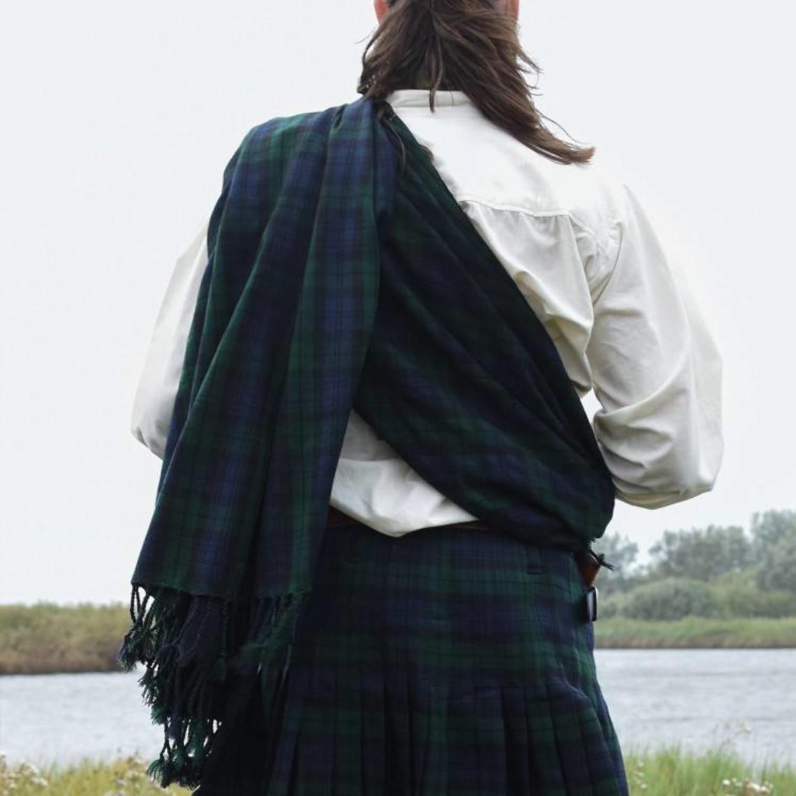 Szkocka krata tartan, Black Watch