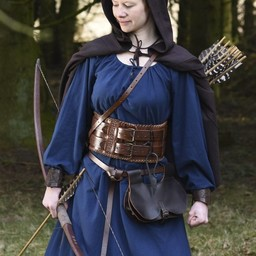 Mittelalterliche Verschiebung Matilda, blau