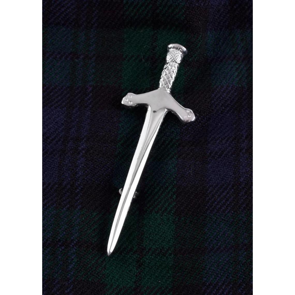 Kilt pin espada