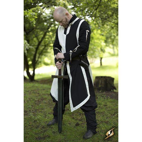 Epic Armoury Wapenrok Geoffrey, zwart-wit