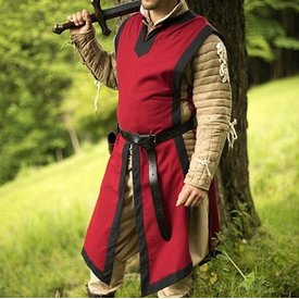 Epic Armoury Tabardo Geoffrey, vermelho