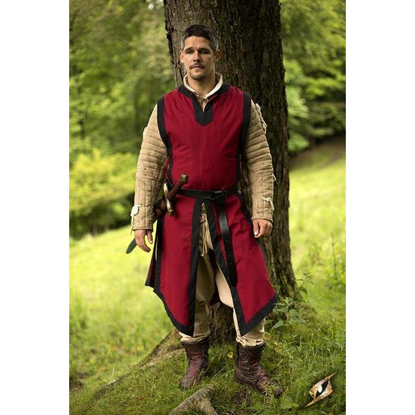 Epic Armoury Tabard Geoffrey, red