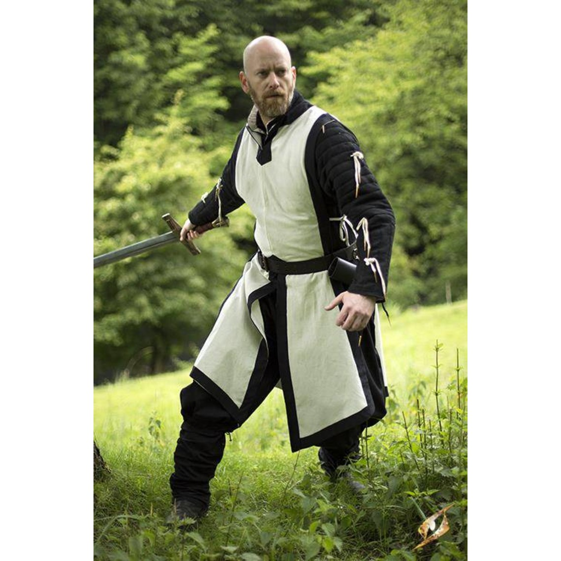 Epic Armoury Tabard Geoffrey, blanc