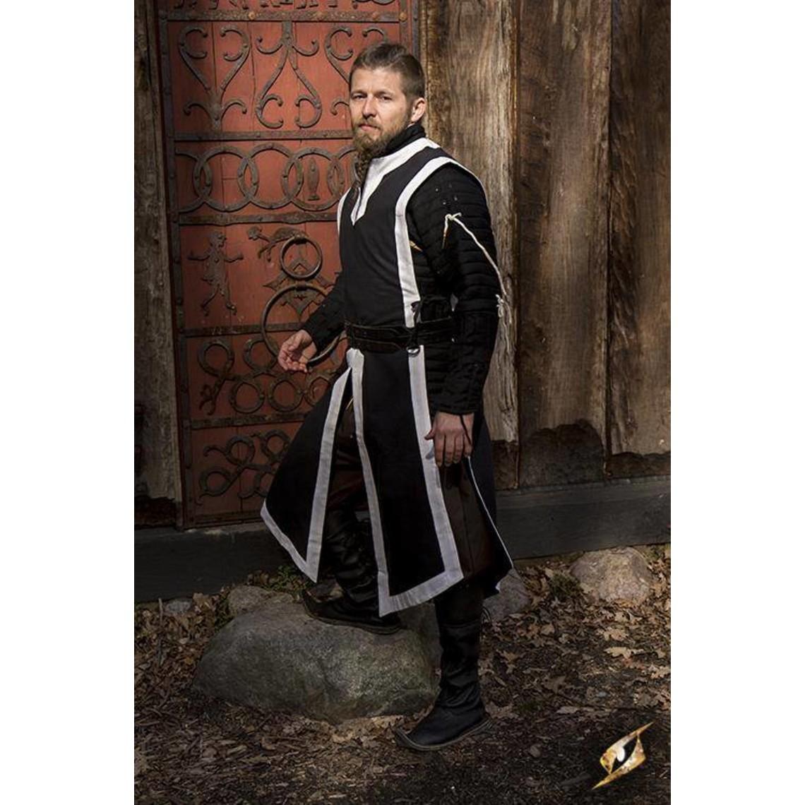 Epic Armoury Tabard Geoffrey, schwarz