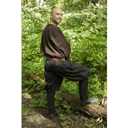 Vikingbroek Rollo, zwart