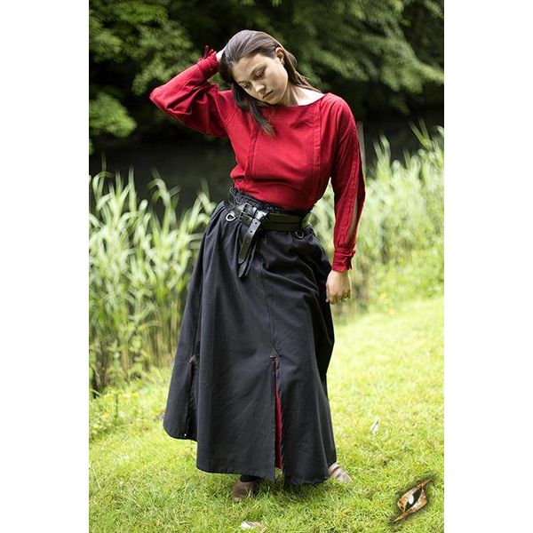 Epic Armoury Battle skirt, black