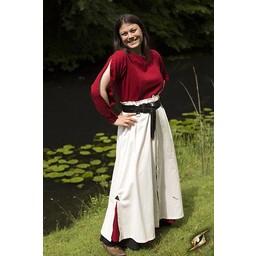 Battle skirt, white