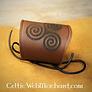 wikinger keltisches lederarmband