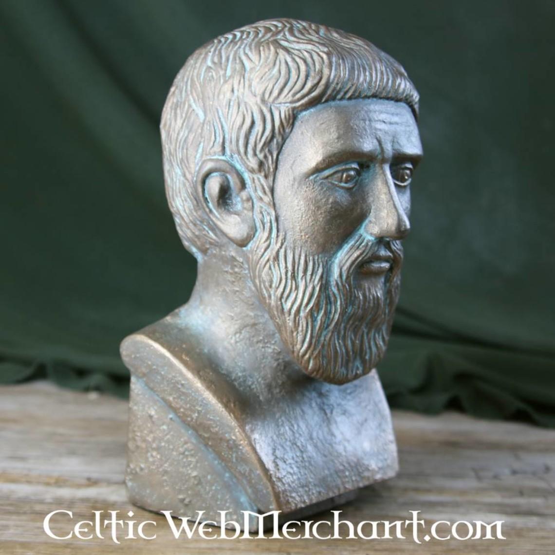 Busto Plato
