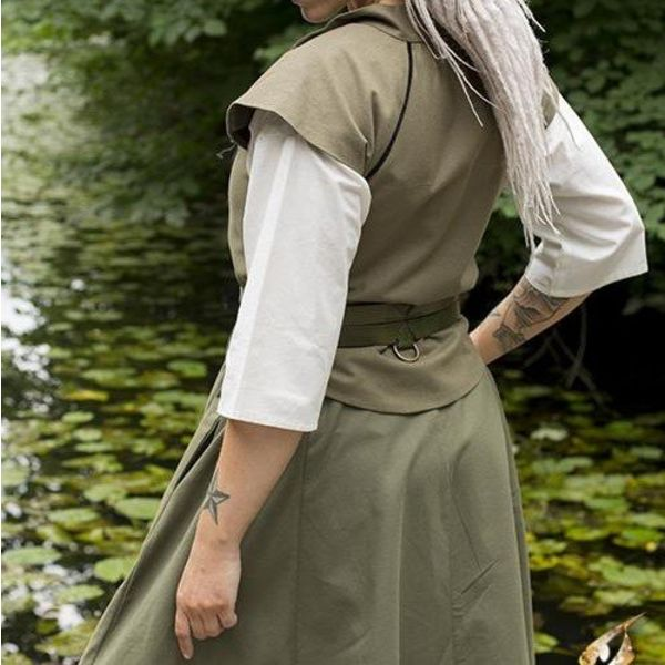 Epic Armoury English Civil War doublet green