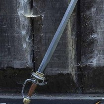 Epic Armoury LARP Guard kårde