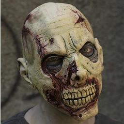 Zombie Maska z bliznami