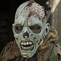 Epic Armoury Zombie máscara gris