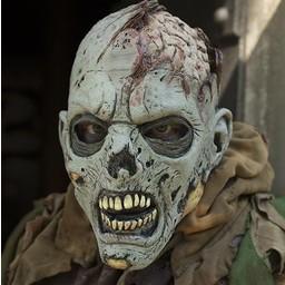 Zombie mask grey