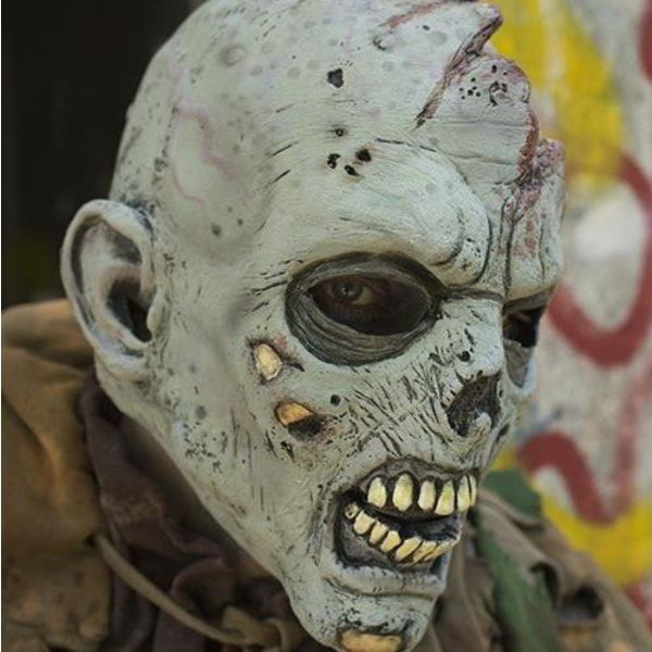 Epic Armoury Zombie Maska szary